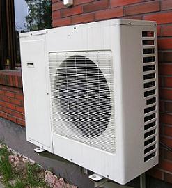 warmtepomp lucht lucht